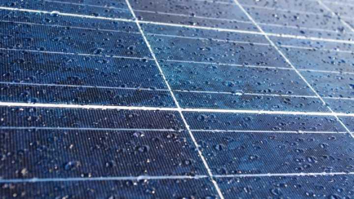 Fotovoltaico: Cosa succede quando piove? Qual è la resa?
