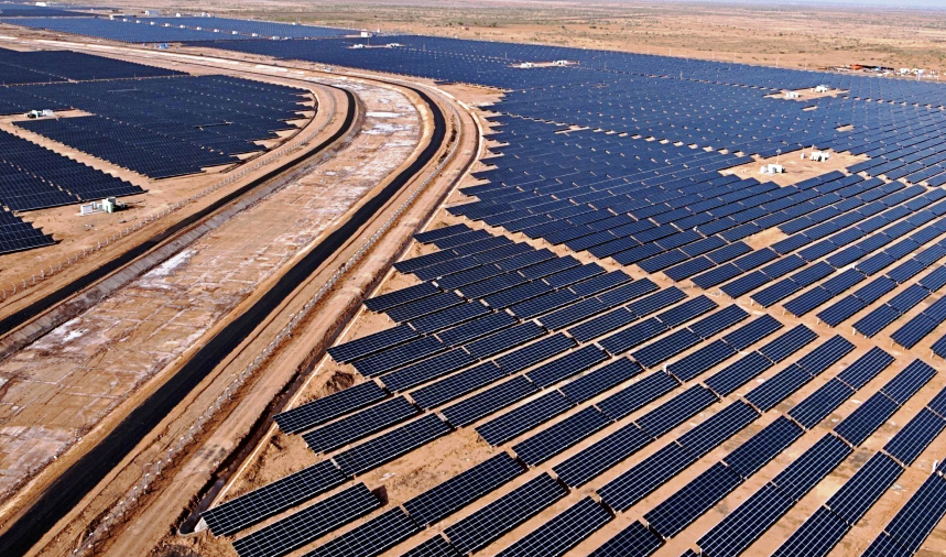 Impianto eolico-fotovoltaico