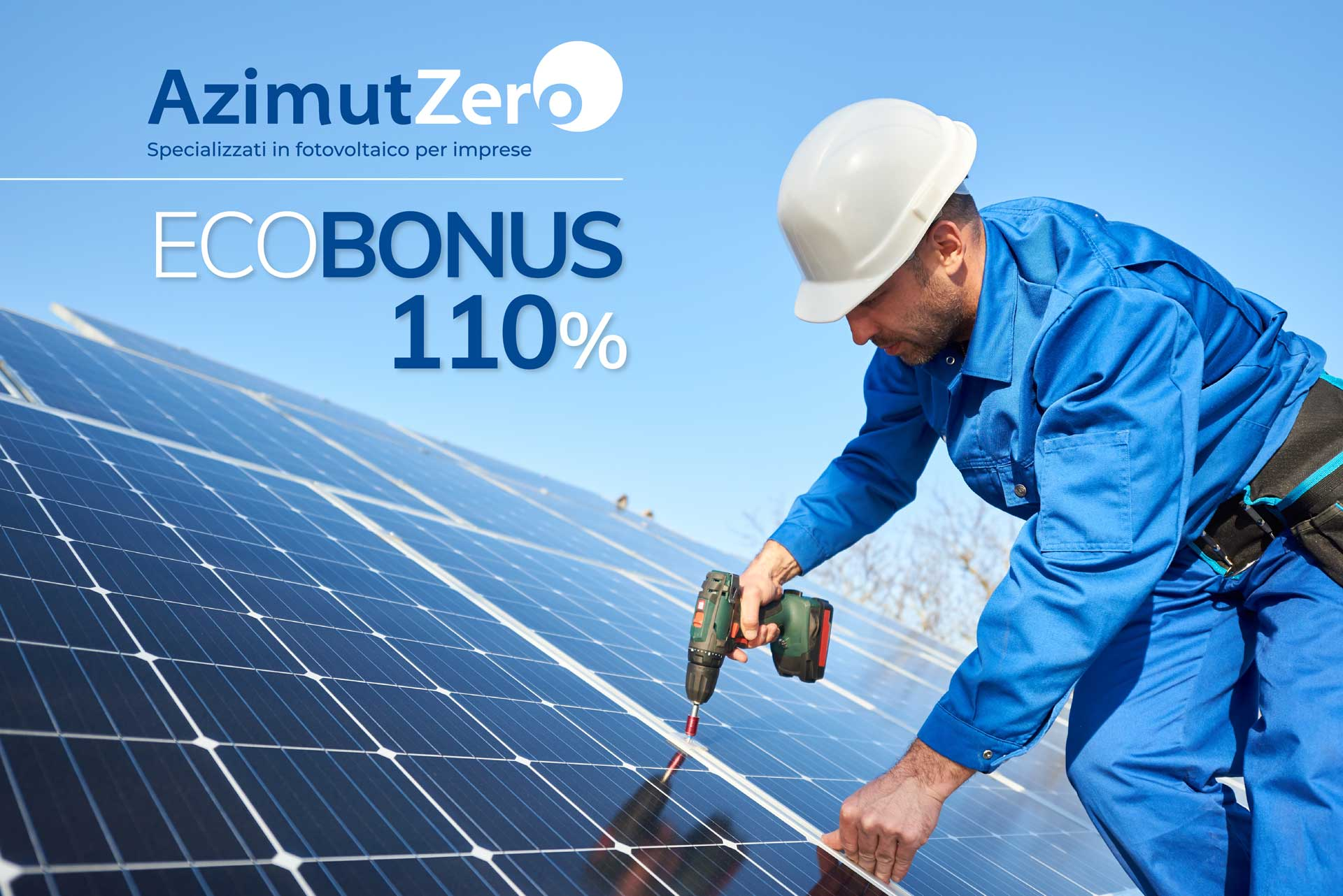 L'ECOBONUS al 110% per il fotovoltaico