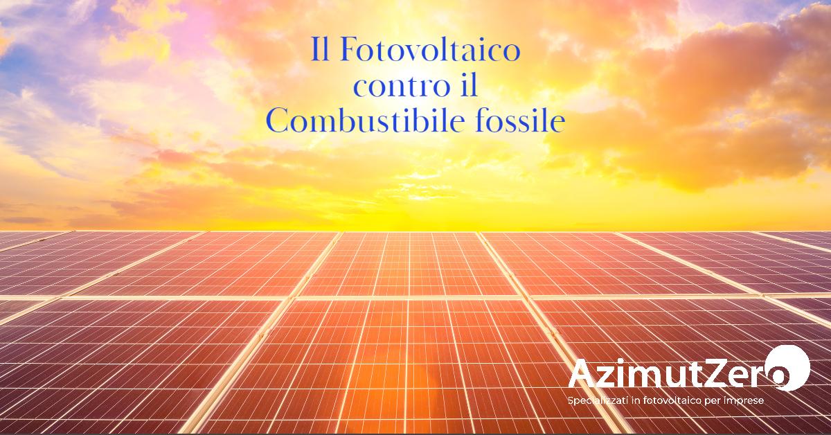 Solare VS Combustibili Fossili: Il 2020 è l'anno del sorpasso!