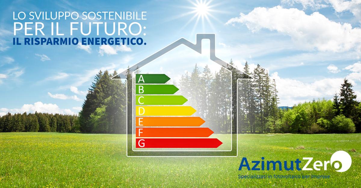 Risparmiare a casa tua per l'ambiente e la tua bolletta
