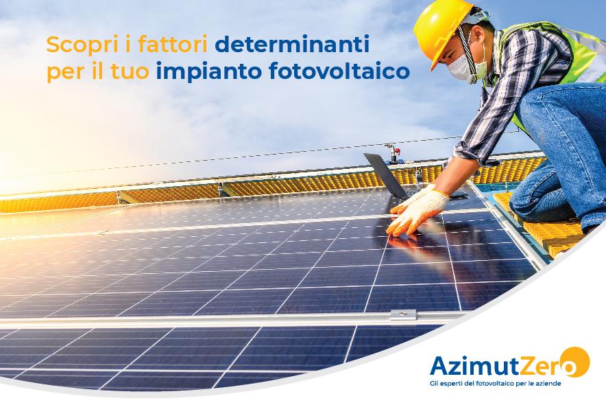 Vuoi installare un impianto fotovoltaico in Sardegna? Ci sono delle informazioni da sapere prima di insediare il tuo impianto!